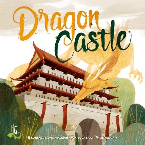 Dragon Castle by CMON