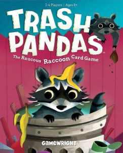 Trash Pandas by Gamewright