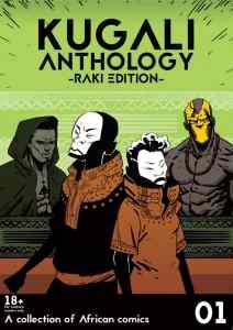 The Kugali Anthology (Raki edition) and The Kugali Anthology