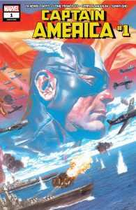 Coates' Captain America