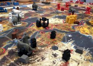 Scythe: Art of War