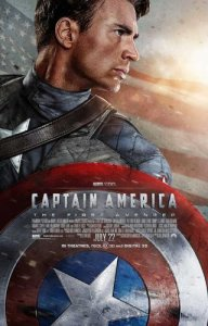 Captain America: The First Avenger (July 2011)