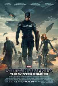 Captain America: The Winter Soldier (April 2014)