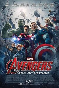 Avengers: Age of Ultron(May 2015)