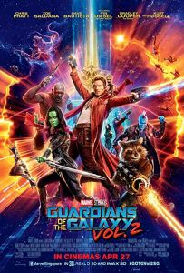 Guardians of the Galaxy, Vol. 2 (May 2017)