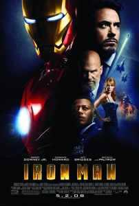 Iron Man(May 2008)