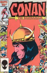 Conan the Barbarian #s 187-200 & Annual #12 (The Devourer of Souls)