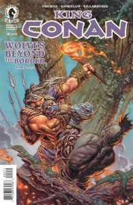 Conan: Wolves Beyond the Border