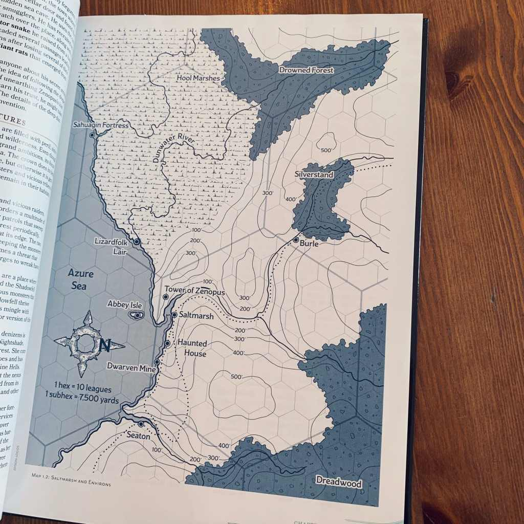 Review of Ghosts of Saltmarsh, the Latest Book for D&D 5e on temperate forest world map, geo world map, true scale world map, open ocean world map, estuary biome world map, madagascar location in world map, atoll world map, tropical forest world map, flight around the world map, intertidal zone world map, coral reef world map, correct size world map, freshwater wetlands world map, mangrove forest world map,
