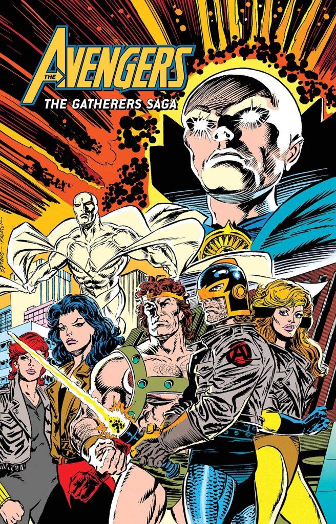 Avengers Gatherers Saga cover