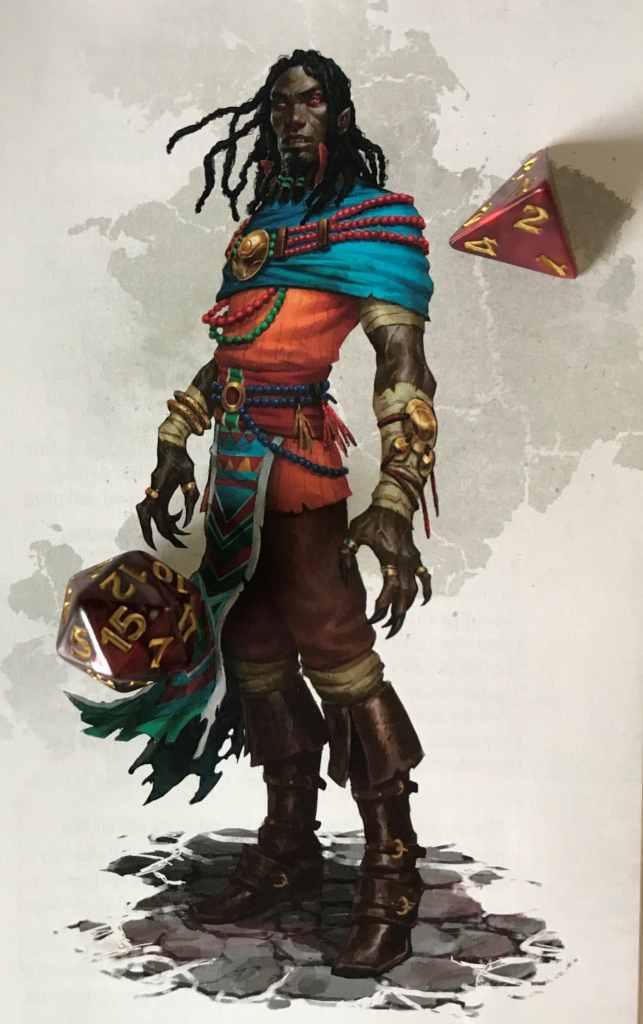 Baldur's Gate: Descent into Avernus Character - Wizards of the Coast