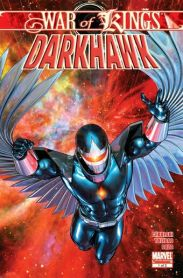 War of Kings Darkhawk