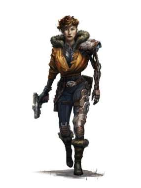 Starfinder Theme Focus Augmented Bio