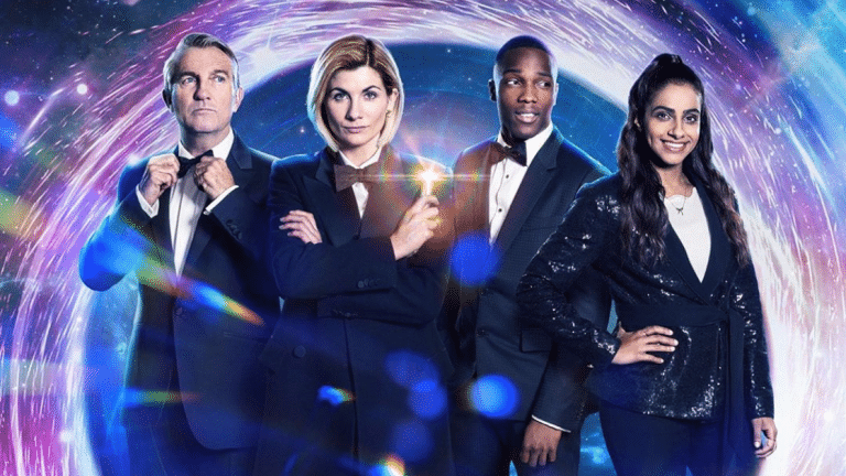 doctor who series 12 cast