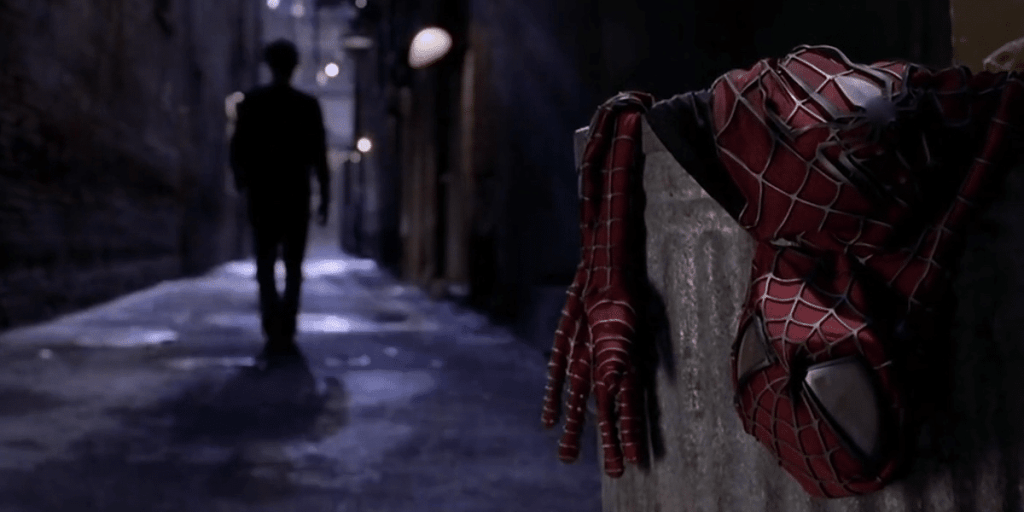 spider-man no more movie recreation