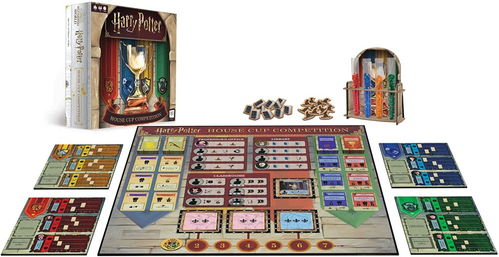 Harry Potter house cup competition components