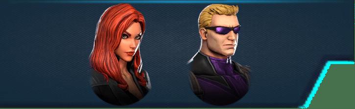 Marvel Strike Force Avengers - Budabest