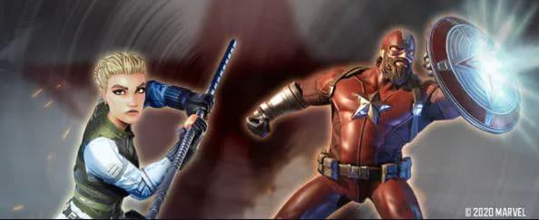 Winter Storm Warning - Marvel Strike Force Blog