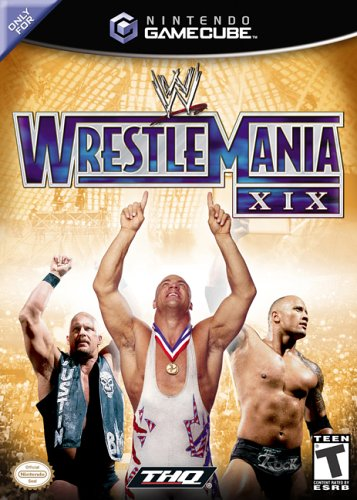 Top 7 WrestleMania Video Games Nerds On The Rocks