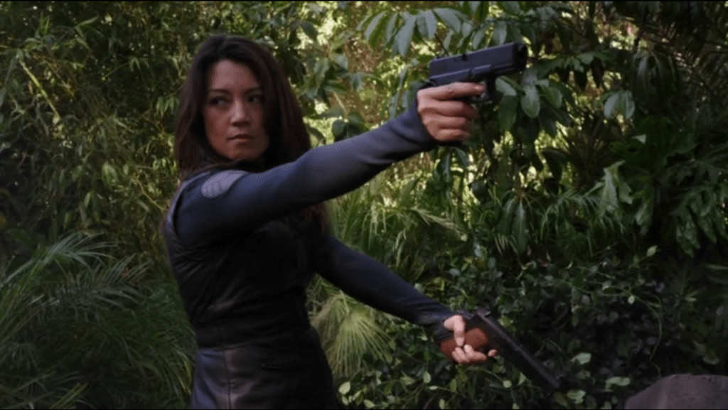 agent may double pistols