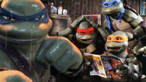 The one constant for the Ninja Turtles is change.