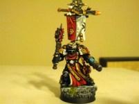 Black Templars Chaplain