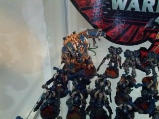 Alpha Legion Hellbrute