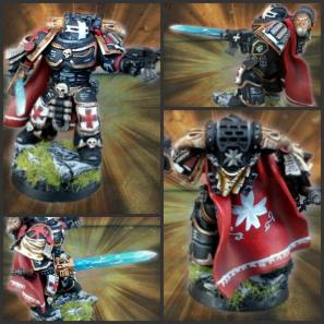 My new Black Templars marshal for the upcoming Codex: Space Marine release