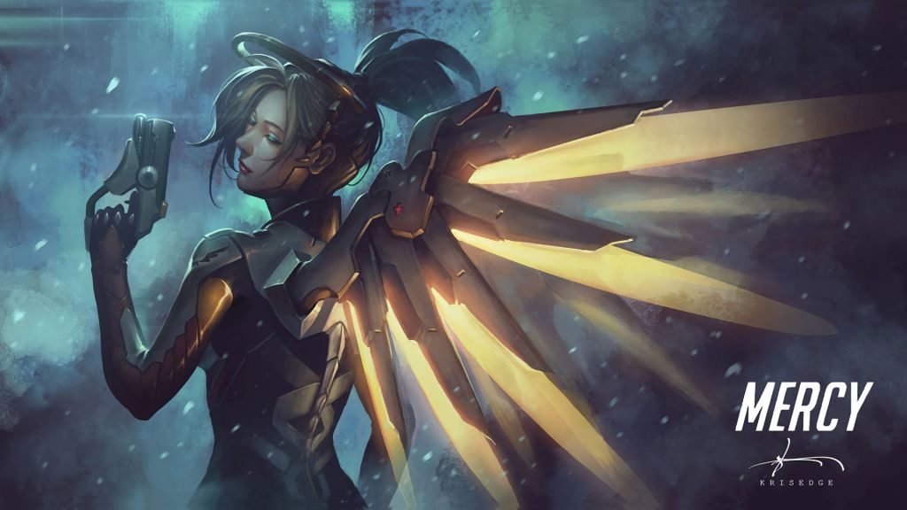 Mercy Blizzard