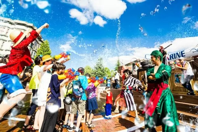 One-Piece-USJ-Universal-Studios-Japan-Premier-Show-2015-Water-Battle-12-Luffy-Kinemon-Zoro-min