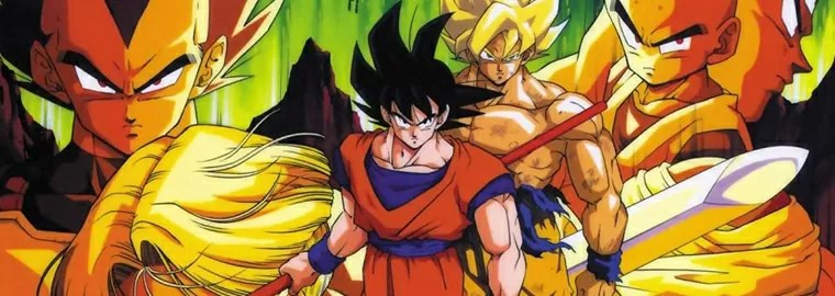 Dragon Ball Z tv aberta
