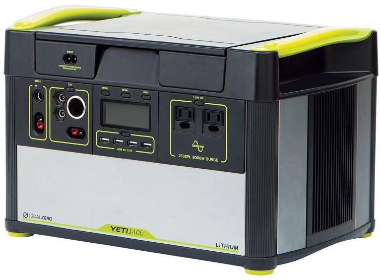 Portable Power Station For Camping