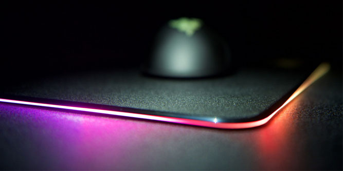 Reviews of the Best RGB LED Mousepads for 20182019  Nerd