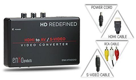 rca av to hdmi converter adapter mini composite cvbs to hdmi av2hdmi