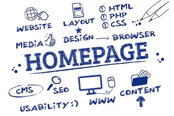 5 Tips para diseñar una página de inicio efectiva para tu sitio web