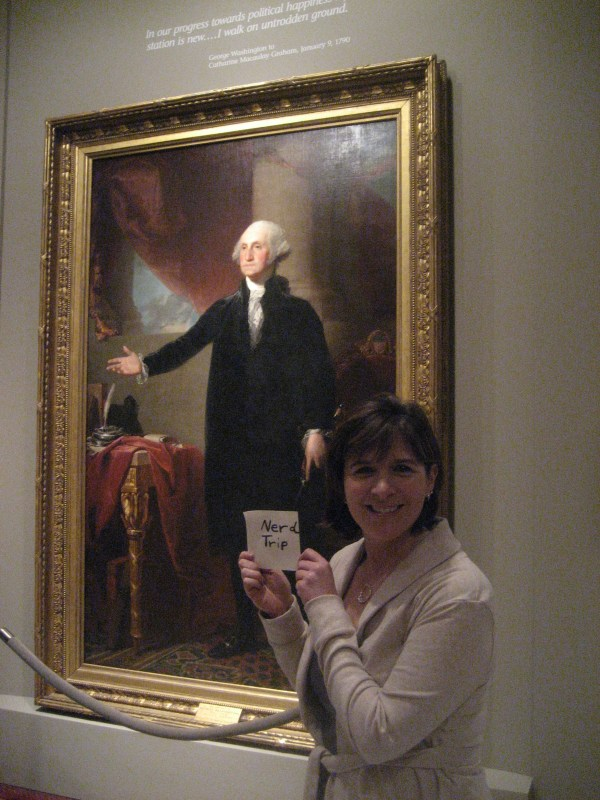 National Portrait Washington Dc - Nerd Trips