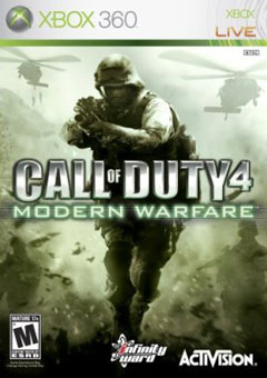 cod4 cover