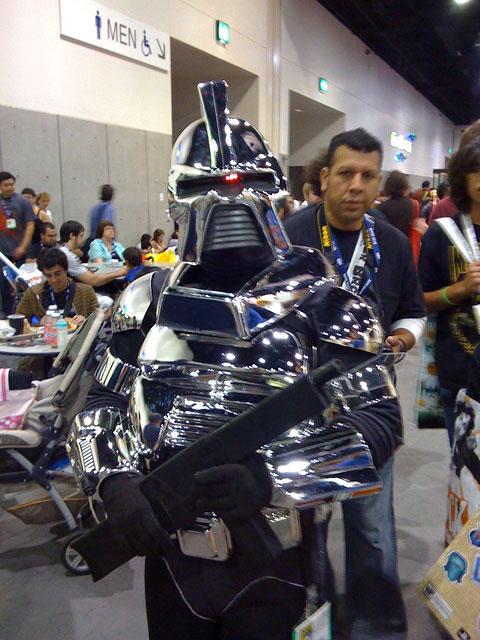 San Diego Comic Con, Battlestar Galactica, Cylon