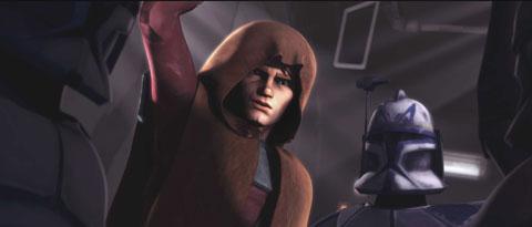 Star Wars Clone Wars Lucasfilm Warner Bros Anakin Skywalker Rex