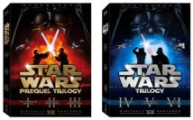 Star Wars Prequel Trilogy Classic Trilogy DVD boxed sets, Lucasfilm, THX, 20th Century Fox