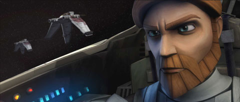 Star Wars The Clone Wars Lucasfilm Obi-Wan Kenobi Warner Bros