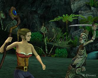 Pirates of the Caribbean Online, Disney, MMORPG