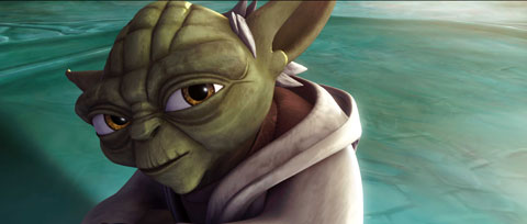Star Wars Clone Wars Lucasfilm Warner Bros Yoda