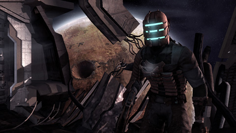 Dead Space, screenshot, Electronic Arts