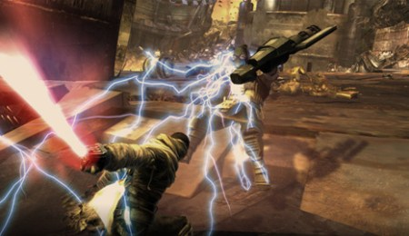 The Force Unleashed screenshot