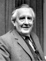 J.R.R. Tolkien in 1967, 30 years after 'The Hobbit' was published