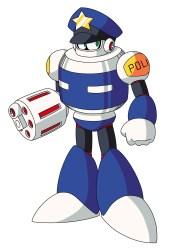Mega Man 9 Fake Man Capcom