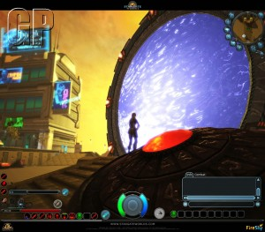 Stargate Worlds in-game shot from Cheyenne Mountain Entertainment