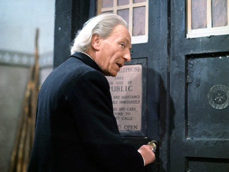 William Hartnell, BBC launches Doctor Who online archive