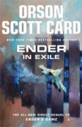 Ender in Exile by Orson Scott Card from Tor Books